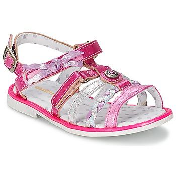 Chaussures Fille Sandales et Nu-pieds Catimini CHOUETTE Fushia