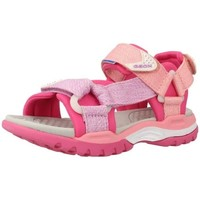 Chaussures Fille Sandales sport Geox Sandales J Borealis G.A Rose rose