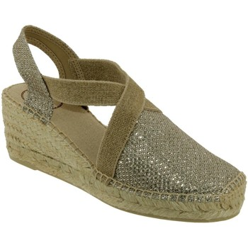 Chaussures Femme Espadrilles Toni Pons Triton Beige/platine