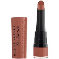 Beauté Femme Rouges à lèvres Bourjois Rouge Velvet The Lipstick 16-caramelody 2,4 Gr 2,4 g