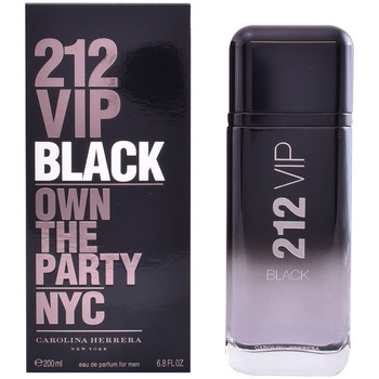 Beauté Homme Eau de parfum Carolina Herrera 212 Vip Black Edp Vaporisateur  200 ml