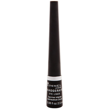 Beauté Femme Crayons yeux Rimmel London Exaggerate Liquid Eye Liner 001-black 2,5 ml