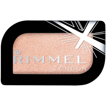 Beauté Femme Fards à paupières & bases Rimmel London Magnif'Eyes Mono Eye Shadow 005 -super Star Sparkle 3,5 g