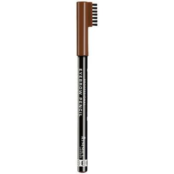 Beauté Femme Maquillage Sourcils Rimmel London Professional Eye Brow Pencil 002 -hazel 1 u