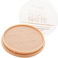 Beauté Femme Blush & poudres Rimmel London Stay Matte Pressed Powder 006-warm Beige 14 Gr 14 g