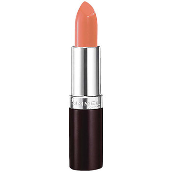 Beauté Femme Rouges à lèvres Rimmel London Lasting Finish Lipstick 210 -coral Oin Gold 4 g