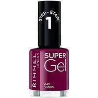 Beauté Femme Vernis à ongles Rimmel London Kate Super Gel Nail Polish 043-venus 12 ml