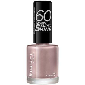 Beauté Femme Vernis à ongles Rimmel London 60 Seconds Super Shine 210-ethereal 8 ml