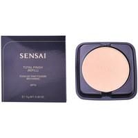 Beauté Femme Fonds de teint & Bases Kanebo Sensai Sensai Total Finish Spf10 Refill tf202-soft Beige 11gr