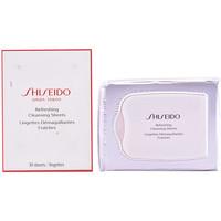 Beauté Femme Démaquillants & Nettoyants Shiseido The Essentials Refreshing Cleansing Sheets