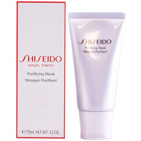 Beauté Femme Masques & gommages Shiseido The Essentials Purifying Mask  75 ml