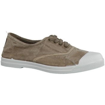 Chaussures Femme Baskets mode Natural World 102 beige
