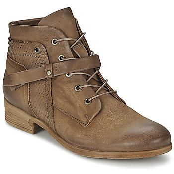 Bottines / Boots Mjus SANDEO Marron 350x350