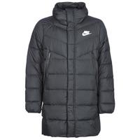 Vêtements Homme Doudounes Nike BRENLA Noir