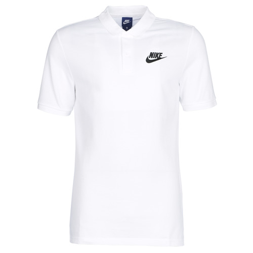 Vêtements Homme Polos manches courtes Nike POLOMLSPORT Blanc