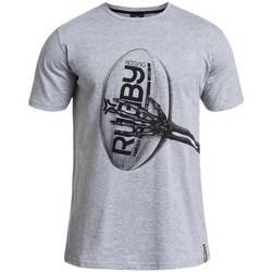Vêtements Homme T-shirts & Polos Rugby Division T-shirts homme ARM Gris chiné