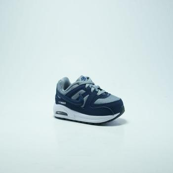 Chaussures Homme Baskets basses Nike AIR MAX COMMAND  MARINE/GRIS rouge