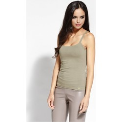 Vêtements Femme Tops / Blouses Dursi Top model 68155 Zöld