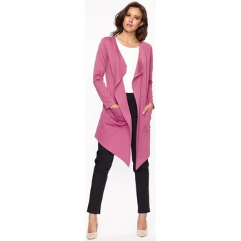 Vêtements Femme Vestes Lapasi Jacket model 110624 Rózsaszín