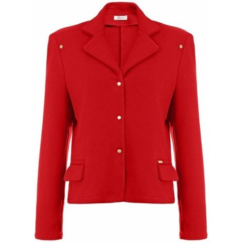 Vêtements Femme Vestes Bien Fashion Jacket model 116001 Piros