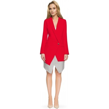 Vêtements Femme Vestes Style Jacket model 112645 Piros