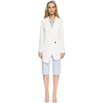 Vêtements Femme Vestes Style Jacket model 112646 Bézs