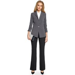 Vêtements Femme Vestes Style Jacket model 112554 Gris
