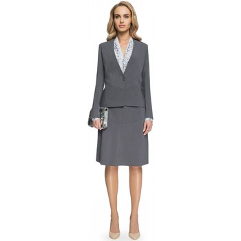 Vêtements Femme Vestes Style Jacket model 112558 Gris