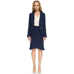 Vêtements Femme Vestes Style Jacket model 112825 Sötétkék