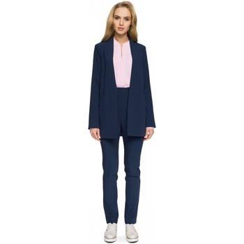 Vêtements Femme Vestes Style Jacket model 112628 Sötétkék