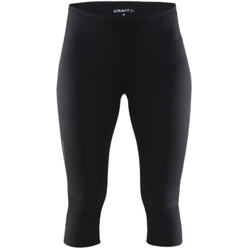 Vêtements Femme Leggings Craft habit capri dame 9999 s (S) Noir