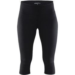 Vêtements Femme Leggings Craft habit capri dame 9999 m (M) Noir