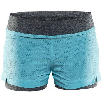 Vêtements Femme Shorts / Bermudas Craft breakaway 2-in-1 shorts dame 2304 m (M) Bleu
