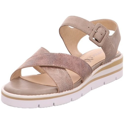 Caprice 28700344 Beige - Chaussures Sandale Femme