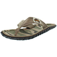 Chaussures Homme Sandales et Nu-pieds Gumbies Tongs  ref_gum43650 Camouflage vert
