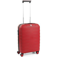 Sacs Valises Rigides Roncato Valise trolley small Box 2.0  ref_ron41084 0109 rouge Rouge