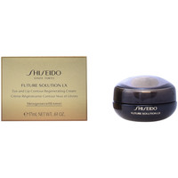 Beauté Femme Anti-Age & Anti-rides Shiseido Future Solution Lx Eye & Lip Cream  17 ml