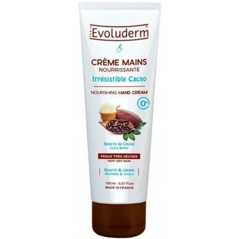 Beauté Femme Soins mains et pieds Evoluderm - Crème mains nourrissante Irrésistible Cacao - 150ml Autres