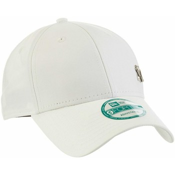 Accessoires textile Casquettes New Era cappellino MLB Flawless Logo Basic Bianco 11209938 blanc