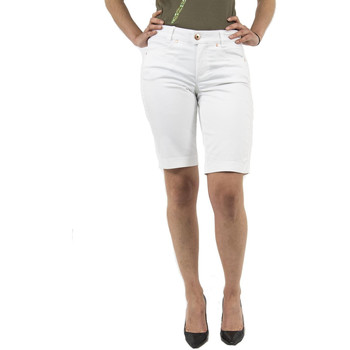 Vêtements Femme Shorts / Bermudas Street One short bermuda  371398 yulius gallon blanc blanc