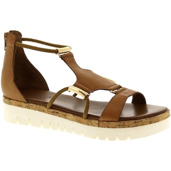Chaussures Femme Sandales et Nu-pieds Inuovo 8979 Camel