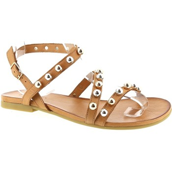 Chaussures Femme Sandales et Nu-pieds Inuovo 8456 Camel