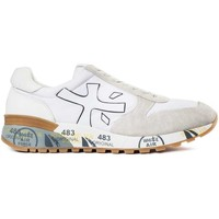 Chaussures Homme Baskets basses Premiata MICK 2823  Homme blanc blanc
