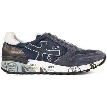 Chaussures Homme Baskets basses Premiata MICK 2818 Chaussures Homme bleu bleu