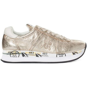 Chaussures Femme Baskets basses Premiata CONNY 2982 Chaussures Femme or or