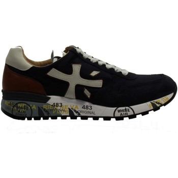 Chaussures Homme Baskets basses Premiata MICK 1980 Chaussures Homme bleu bleu