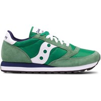 Chaussures Homme Baskets basses Saucony S2044 447 JAZZ ORIGINAL Chaussures Homme Vert blanc Vert blanc
