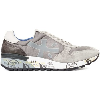 Chaussures Homme Baskets basses Premiata MICK 2824 Chaussures Homme Gris Gris