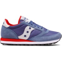 Chaussures Homme Baskets basses Saucony S2044 446 JAZZ ORIGINAL Chaussures Homme Bleu rouge Bleu rouge
