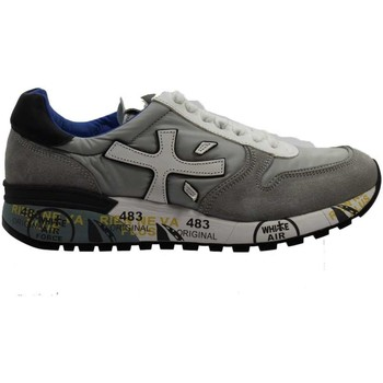 Chaussures Homme Baskets basses Premiata MICK 1430 Chaussures Homme Gris Gris
